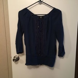 Women's size small top